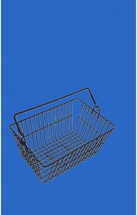 Foto - Bicycle wire basket B
