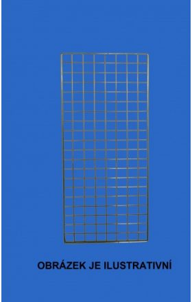 Foto - Wire mesh - double frame 1000x400